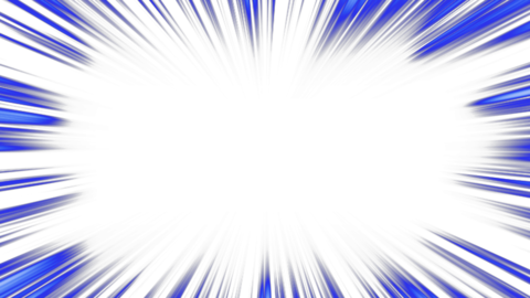 Concentrated-line-A-blue Animation