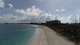 Grace Bay Beach (moving East) - Providenciales - Turks and Caicos-Apple ProRes 422 Live Action