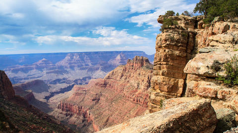 Grand Canyon Time Lapse Footage