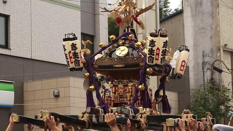 Summer tradition of Japan/日本のお祭り Footage