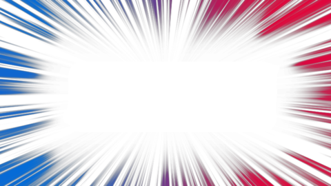 Concentrated-line-A-2Color-e Animation