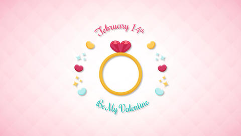 Valentine Day Special After Effects Template