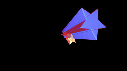 Alpha Star Burst GIF