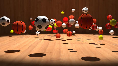 Ball Bounce Animation