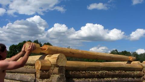 puts a log Footage