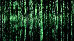 Entering to matrix Animation
