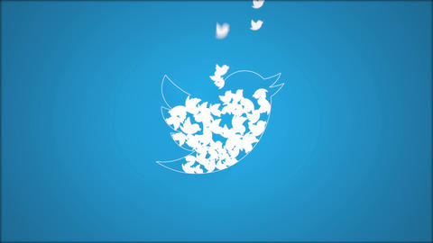 Social Media Logo Reveals Premiere Proテンプレート
