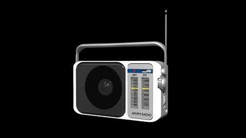Transistor Radio GIF