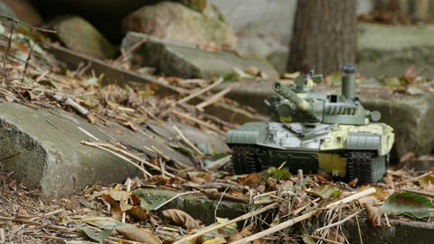 tank T-72 front view camouflage coloring= Live Action