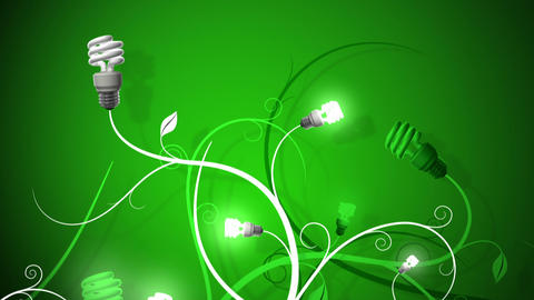 Going Green Loopable Background Animation