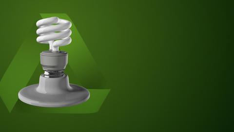 Light Bulb Change Background Animación