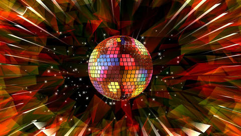 336 3d animated discoball for art and party ideas Animation