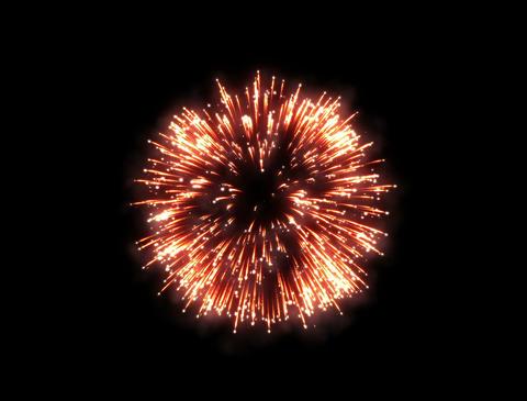 Fireworks 07 Animation