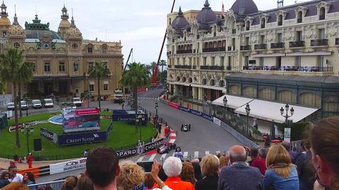 Grand Prix Historique of Monaco Footage