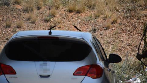 Manual Car Wash Footage