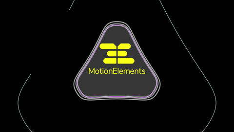 Super Glitch Logo After Effects Template