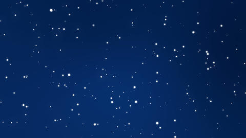 [alt video] Animated night sky background