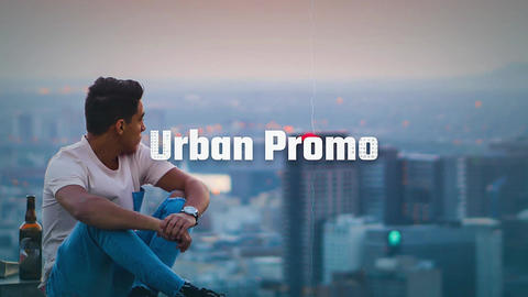 Urban Promo After Effects Template