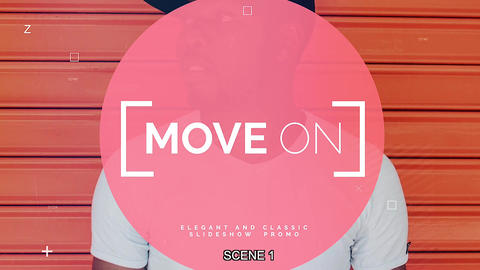 Move On Plantilla de Apple Motion