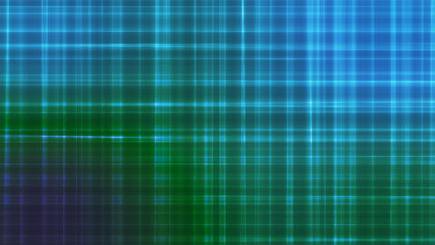 Broadcast Intersecting Hi-Tech Lines, Turquoise, Abstract, Loopable, 4K Animation