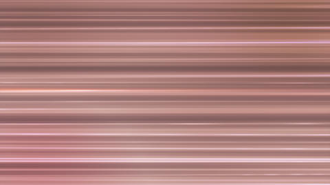 Broadcast Horizontal Hi-Tech Lines, Brown, Abstract, Loopable, 4K Animation