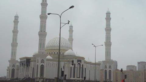 Khazret Sultan Mosque Footage
