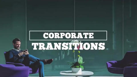 Corporate Transitions Premiere Pro Template