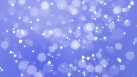 Animated light purple blue bokeh background Animation