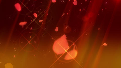 SHA Leaf BG Image Red Animation