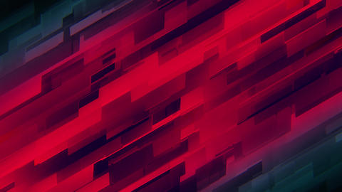 Hi-Tech Abstract Dark Red Skewed Fast Moving Panels Animation