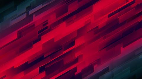 Hi-Tech Abstract Dark Red Skewed Fast Moving Panels CG動画
