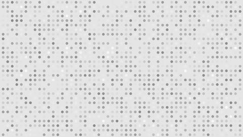 Mov219 modern dot bg loop 07 Animation