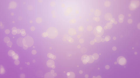 Animated light purple bubble background Animation