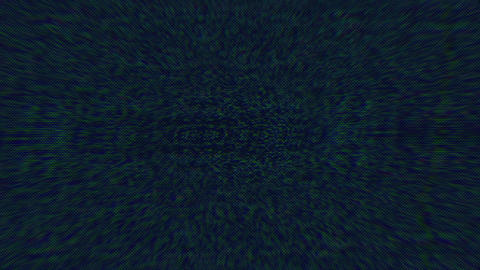 Abstract bad trip effect flare holographic background. Seamless footage. Loop Live Action