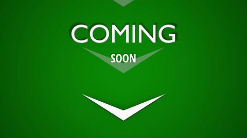 Coming soon-Arrows Outro Animation