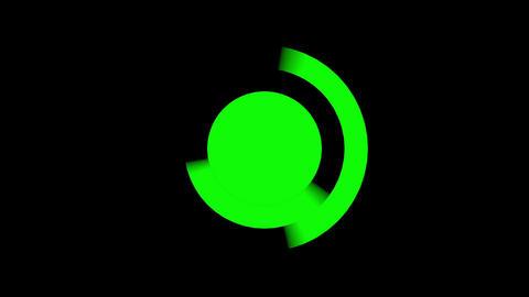 Live webinar-Flat Circular Intro Animation