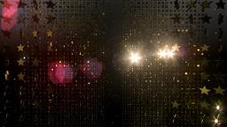 Festive Stars Glitter 2 Animation