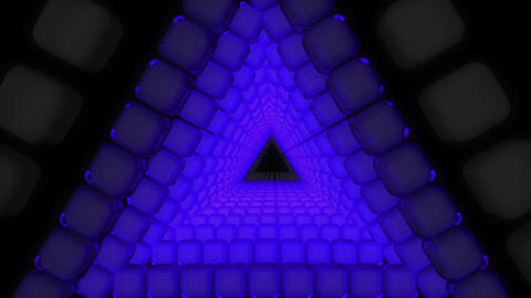 Lets Go Back To the 1980s style 3D background Animation