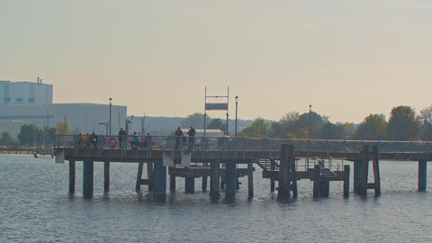 Wismar Hafen UHD XAVC 29 Live Action