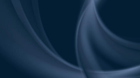 Dark blue soft waves video animation Animation