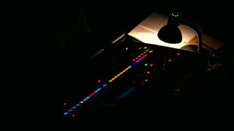 4K Sound Mixer / Sound Designer / Mixer Console Live Action