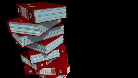 Folders binders tack Footage