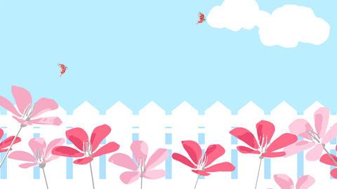 Swaying Flower Animation Animation