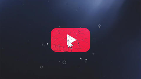 Youtube Short Logo Reveal After Effects Template
