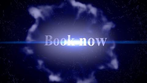 Book now-Energy Burst Animation