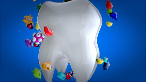 Dental care - 3D Animation Animation