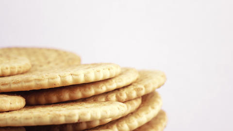 Stack of lean cookies Live Action