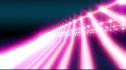 Abstract Background for Media Production. Waves Dynamic Gradients Background. Lines Abstract Animation