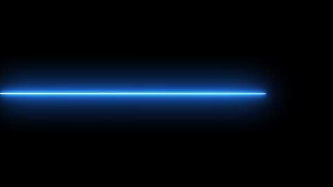 Blue laser light effect 4k video 애니메이션