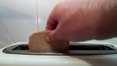 bread goes in Live Action